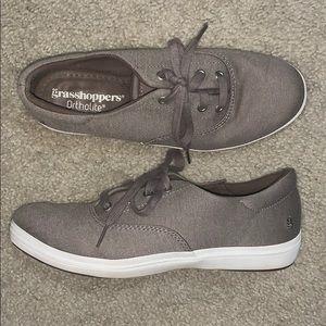 Keds Ortholite Grasshopper Tan Shoes